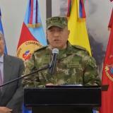 General Luis Fernando Navarro.