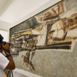 Artistas hablan de la huella de Loochkartt, un pintor prolífico