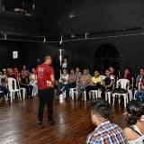Padres de familia de Bellas Artes expresan su apoyo al paro estudiantil