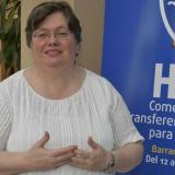 Maryse Robert, directora del Departamento de Desarrollo Económico de la OEA.