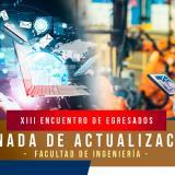 XIII Encuentro de Egresados y Jornada de Actualización de la Facultad de Ingeniería de la Universidad Libre