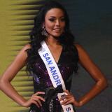 La Señorita San Andrés, Kimberly Hooker Naranjo.