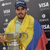 """""""Fueron cuatro días de muy buen golf en Argentina"""": Ricardo 'Pipo' Celia"""