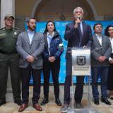 Lo incautado en Bogotá servía para fabricar 1.500 'papas bomba': Policía