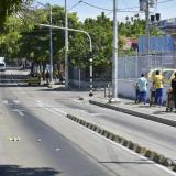 La normalidad retorna en el norte de Barranquilla tras el paso de las marchas