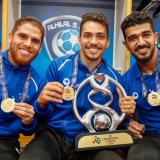 Cuéllar, campeón con el Al Hilal de la Champions asiática