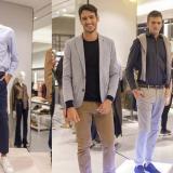 Moda masculina para fin de año, entre lo elegante y lo casual