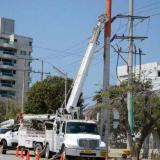 Cuatro barrios de Barranquilla estarán sin energía este martes