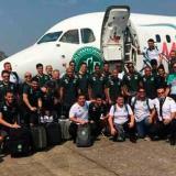 Conmemorarán tres años del accidente aéreo de Chapecoense con una eucaristía
