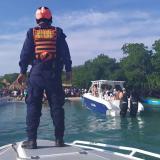 No se respetó la seguridad en el caso Cholón: Guardacostas