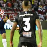 Rafael Pérez en acción.