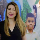 Mónica Torres, secretaria de Educación (e) del Atlántico.