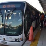 Bus de Transmetro.