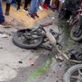 Una persona herida por explosión de moto cerca de estación de Policía en Cauca