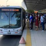 Transmetro reactiva servicio tras suspensión por recomendación policial