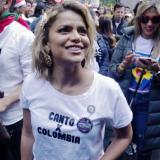 La cantante Adriana Lucía denuncia amenazas de muerte vía Twitter