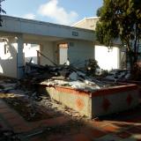 Vecinos preocupados por casas abandonadas en barrio Paraíso