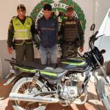 Van 91 capturados por robo de motos en 2019 en Cartagena: Mecar
