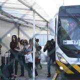 Viajeros tendrán acceso al nuevo edificio y evitarán el recorrido en bus por la plataforma.