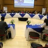 Reunión de la comisión de concertación salarial.