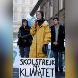 Greta Thunberg puso la crisis en el centro de atención