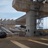 Dos muertos y tres heridos al caer puente en Ciénaga