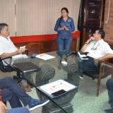 Danilitza Mercado, una de las emprendedoras de Sucre que habló de su negocio.