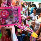 Mejoraron las ventas en el Centro en días de Navidad, reporta Asocentro
