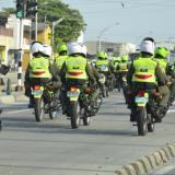 3.500 policías y 180 cuadrantes vigilarán la ciudad la noche de Fin de Año