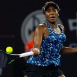 Venus Williams renuncia a participar en el torneo de Brisbane de tenis