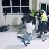En video | Matan a un policía y hieren a otro en aparente fuga de presos en Ipiales