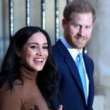 Enrique y Meghan renuncian a sus funciones de primer rango en familia real británica