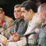 Maduro anuncia ejercicios militares en Venezuela para el 15 y el 16 de febrero