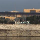 Explotan dos cohetes en la Zona Verde de Bagdad donde se encuentra la embajada de EEUU