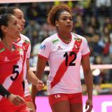 Roban a equipo peruano de voleibol que participa en preolímpico en Bogotá