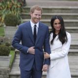 Sacan a Enrique y Meghan de la familia real en el museo de cera de Londres