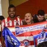 """""""Espero ponerle más estrellas al escudo"""", dice Miguel Borja"""