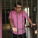 Samuel Viñas, condenado por homicidio agravado.