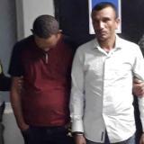 Ronald Gustavo García Mendoza y José Correa García, capturados.
