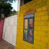 Fachada de la casa del exalcalde de Puerto Colombia Carlos Altahona.