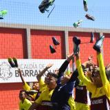 Julio Ramos le da el título a Luis Oliveros