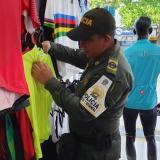 Policía incauta mercancía de contrabando por más de $60 millones