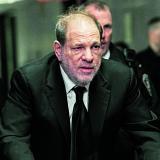 Escogen a siete jurados para el juicio a Weinstein
