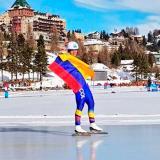 En video | Diego Amaya, plata en los JJOO de la Juventud de Invierno