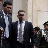 JEP admite a Musa Besaile Fayad, pero no le concede la libertad por ahora