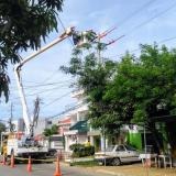 Seis circuitos en Barranquilla estarán sin energía este lunes