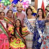 En video   El Bando de Antaño rindió homenaje a la tradición carnavalera