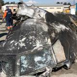 Irán confirma que disparó dos misiles en dirección del avión siniestrado