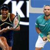 Venus Williams y Juan Sebastián Cabal jugarán juntos el doble mixto en Australia
