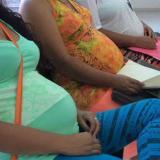 Mujeres en embarazo.
